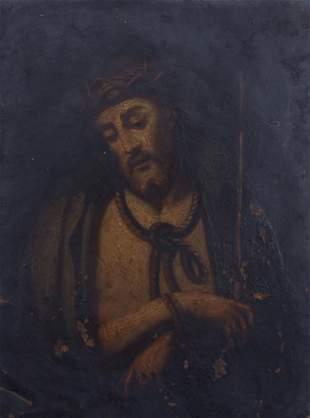 Ecce homo, Wohl Niederlande, 17. Jh.