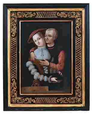 Krodel d. ae., Wolfgang - Nachfolge, Das ungleiche Paar