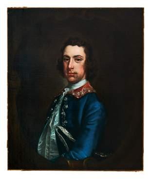 Bildnis eines Herren aus dem Adelsgeschlecht der Thun