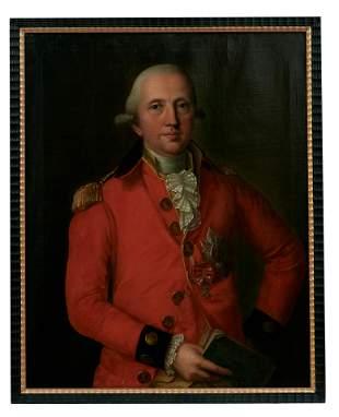 Bildnis des Herzogs Ludwig Eugen von Wuerttemberg