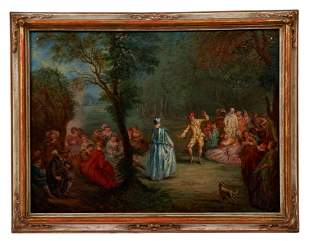Watteau, Louis-Joseph, gen. Watteau de Lille (Attrib.):
