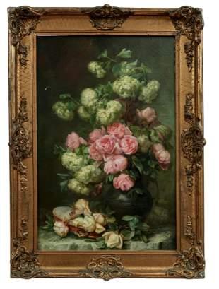Périn-Salbreux, Lié Louis: Stillleben mit Blumen