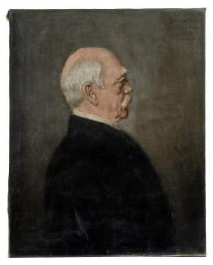 Schadow, Hans: Brustbildnis des Fuersten Otto von