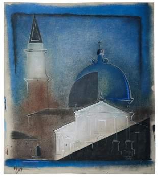 Ortner, Rudolf: San Giorgio Maggiore in Venedig