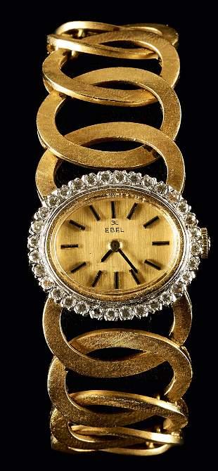 Ebel-Damenarmbanduhr, 2. H. 20. Jh.