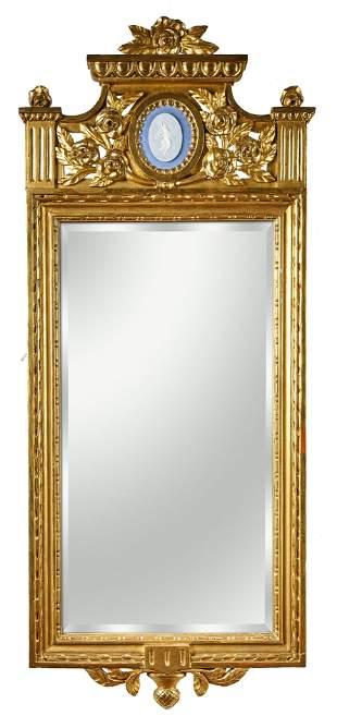 Wandspiegel, Im Louis-XVI-Stil
