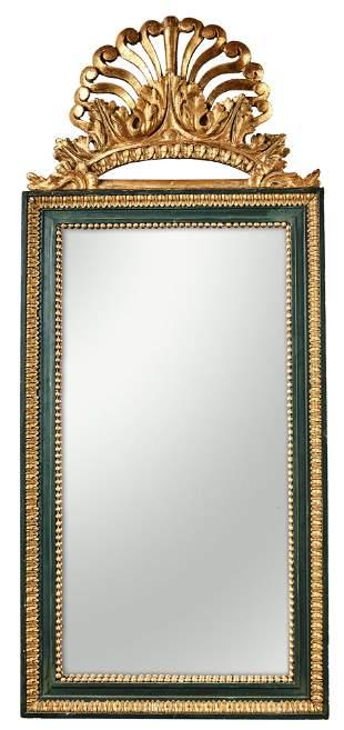 Wandspiegel, Um 1800