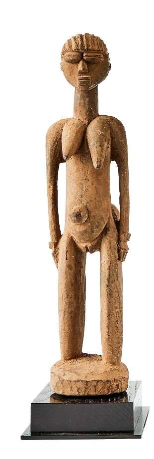 Bateba-Figur der Lobi (Bateba Phuw), Westafrika,