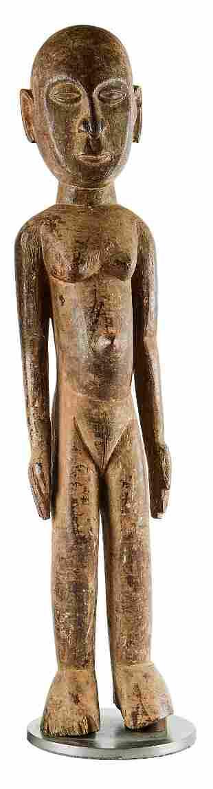 Bateba-Figur der Lobi, Westafrika, Burkina Faso