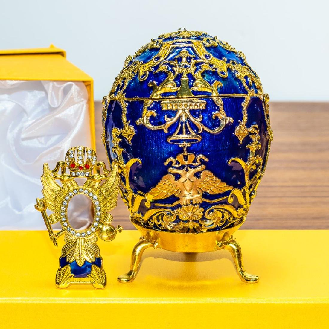 1912 Tsarevich Royal Russian Egg