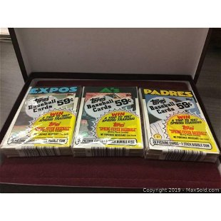 226 1953 Topps Baseball Unopened 5 Cent Wax Pack Apr 07 2005