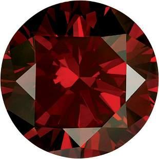 African Extra Fine Grade Vivid Blood Red *ROUND* -