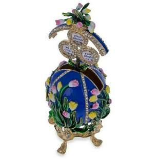 1898 Lilies of the Valley Royal Russian Egg -