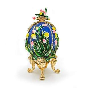 1898 Lilies of the Valley Royal Russian Egg