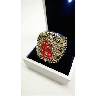 St. Louis Cardinals 2006 Championship Ring