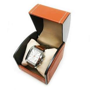 Mens L.A Banus Chronograph Quicksilver Finish Genuine