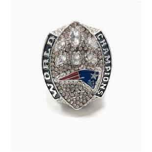 2018-19 Super Bowl LIII New England Patriots