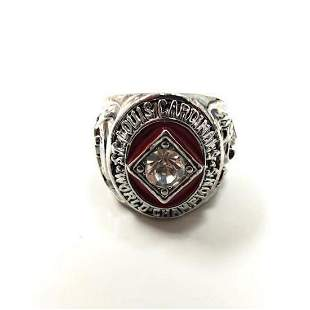 1964 St. Louis Cardinals - MLB Championship Ring