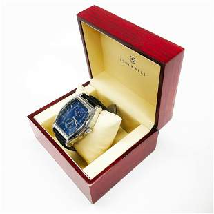 Men's Stockwell MOON PHASE Automatic Watch With Genuine