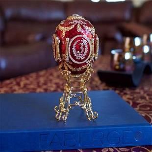 1893 Caucasus Royal Russian Inspired Enameled &
