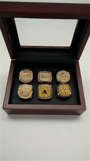 """The Champion"" Kobe Bryant Championship Ring Collection"