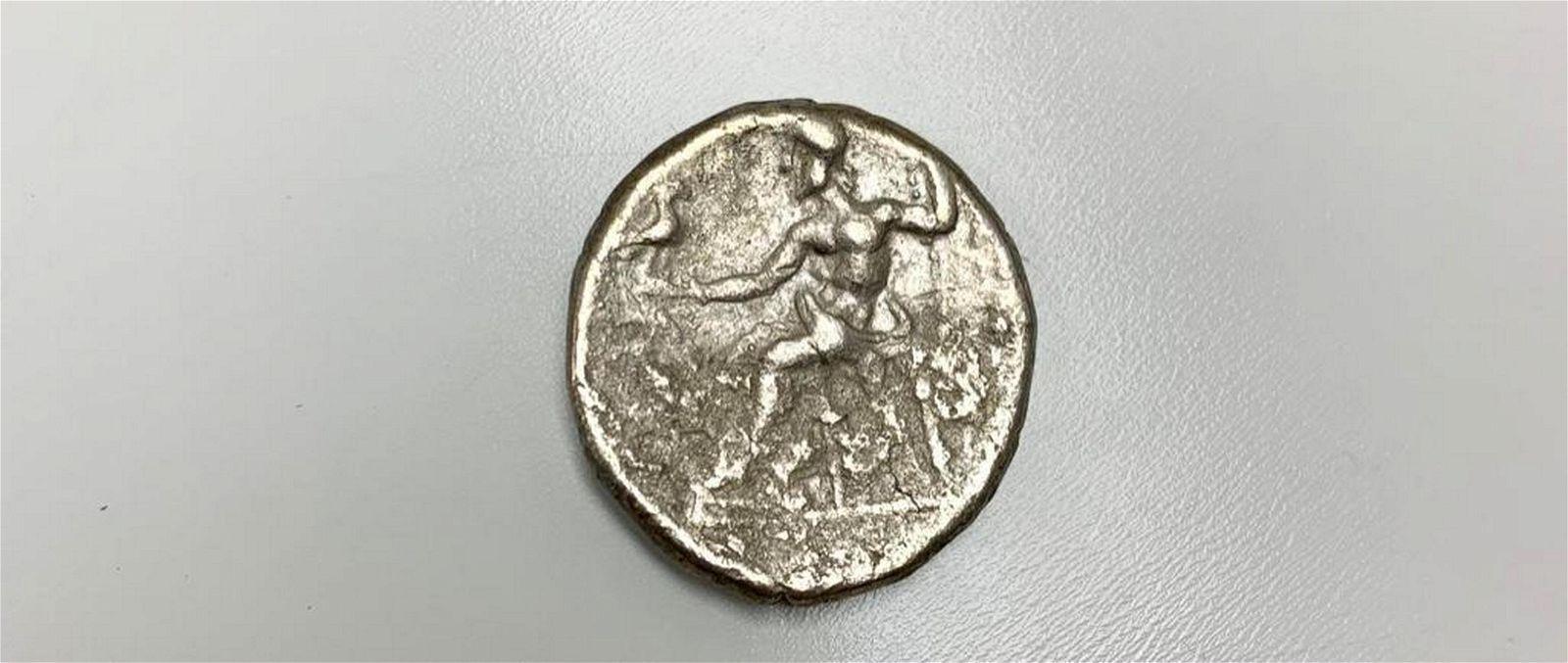 "356-332 B.C Alexander III ""The Great"" Silver"