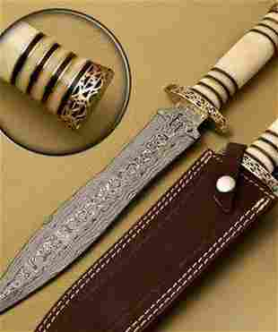 The Wretched Damascus Dagger