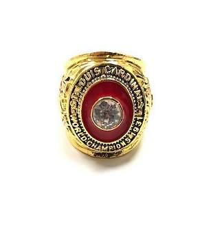 1944 St. Louis Cardinals - MLB Championship Ring