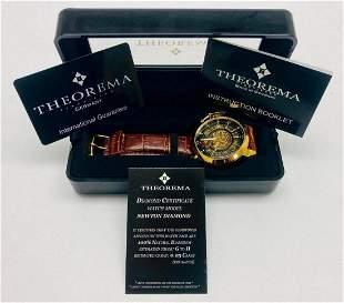 Authentic COPACABANA THEOREMA German Craftsmanship