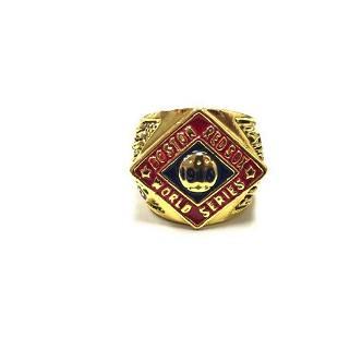 1916 Boston Red Sox World Series Championship Ring