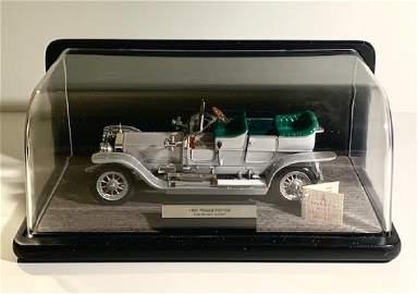 FRANKLIN MINT Die-Cast 1907 Rolls Royce Silver Ghost