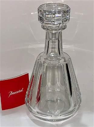 Vintage BACCARAT France Armagnac Crystal Decanter