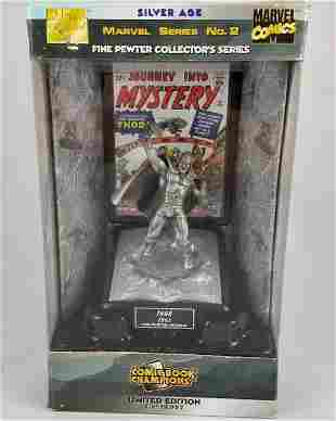 Marvel Comics Silver Age 1962 THOR Pewter Figurine
