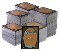 600+ Magic the Gathering Card Collection - READ BELOW