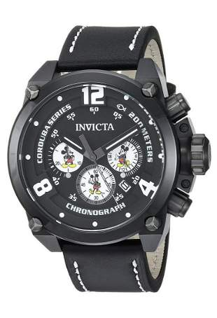 INVICTA Limited Edition DISNEY Mickey Mouse Mens Watch