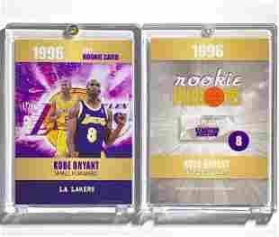 1996 LTD Edition KOBE BRYANT Rookie Basketball Card