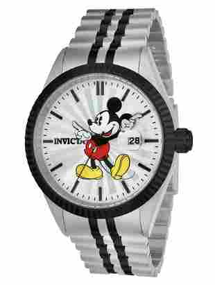 Limited Edition INVICTA Disaney Mickey Mouse Mens Watch