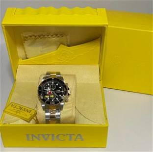 Limited Edition INVICTA Disney Mickey Mouse Mens Watch