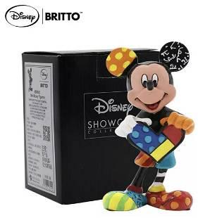ROMERO BRITTO Mickey Mouse Disney Showcase Figurine