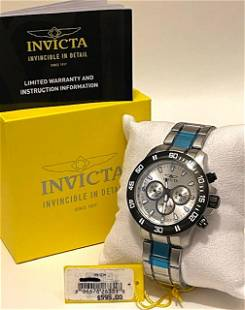INVICTA Specialty Collection Mens Watch / New in Box