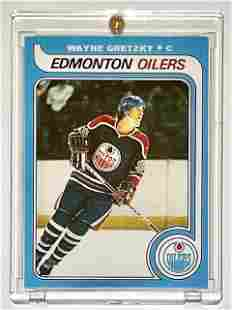 1979 Topps O-PEE-CHEE Wayne Gretzky Hockey Rookie Card