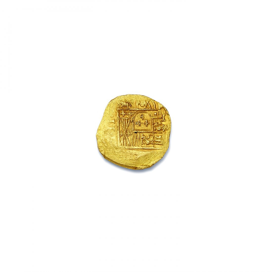 1715 Fleet Spanish Doubloon