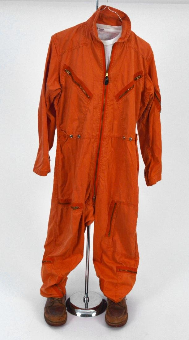 Francis Gary Powers' Orange U-2 Test Flight Suit