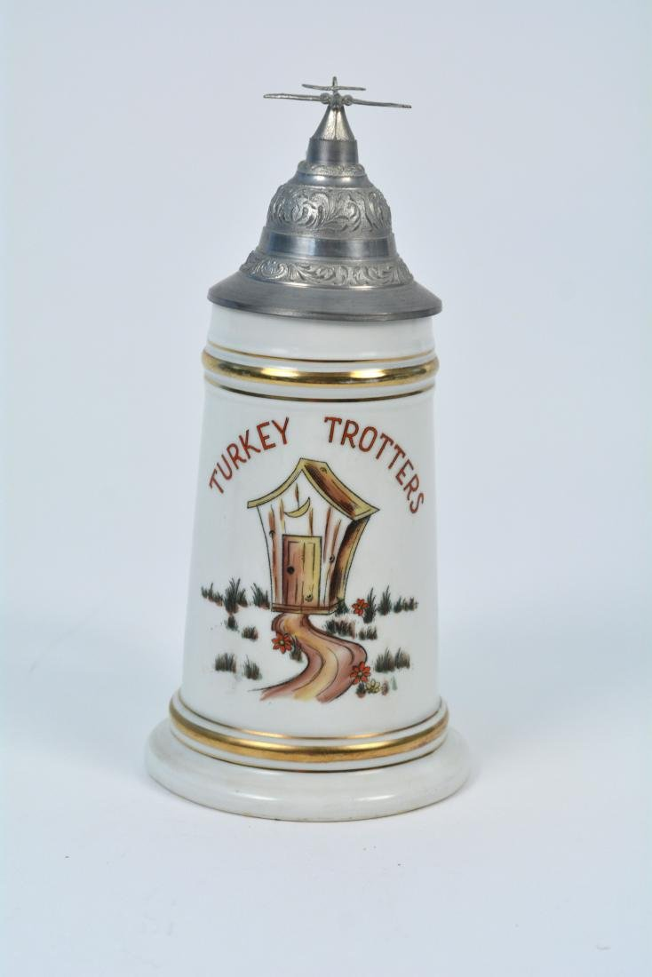 Francis Gary Powers' German Beer Stein c.1957