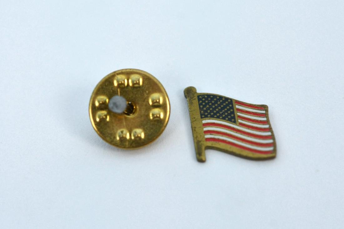 Francis Gary Powers' United States Lapel Pin