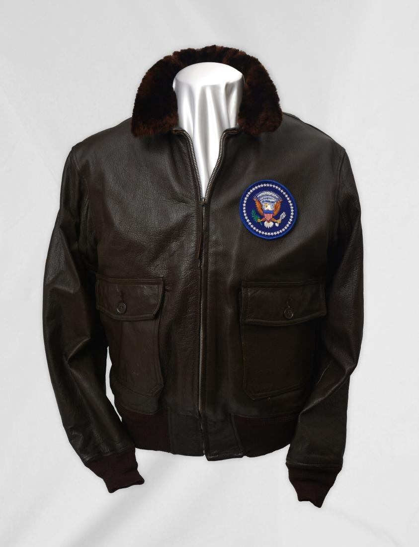JFK's Flight Jacket