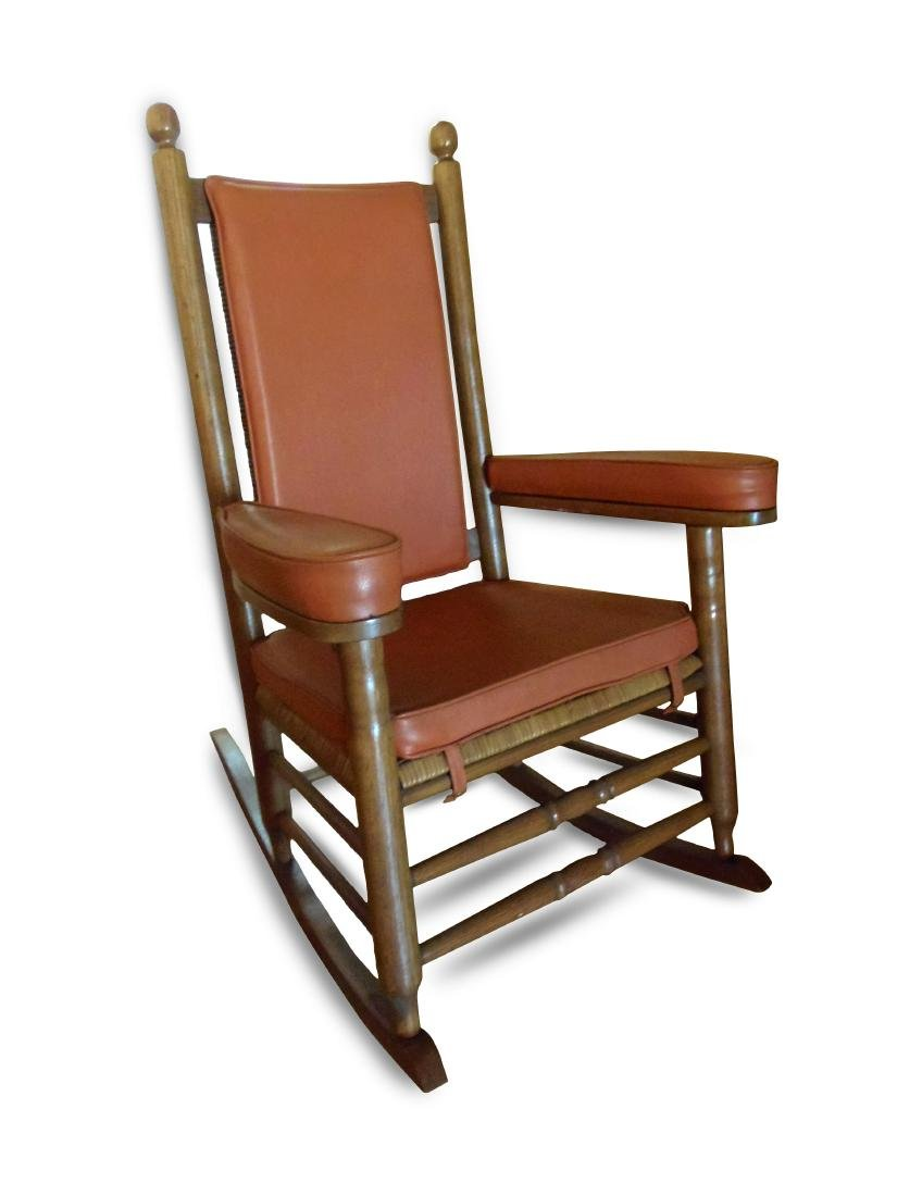 F Kennedy Rocking Chair
