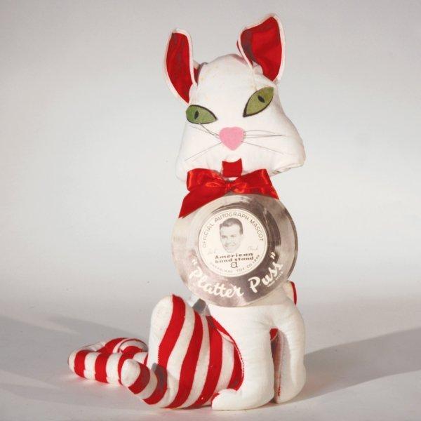 9: American Bandstand Platter Puss Doll, 1959