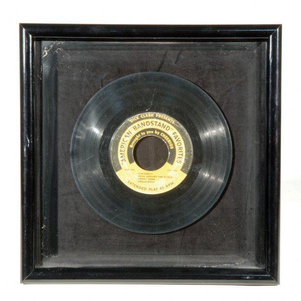 13: American Bandstand Favorites 45, c. 1958