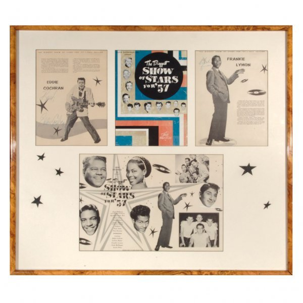 "19: ""Biggest Show of Stars for '57""  Memorabilia"